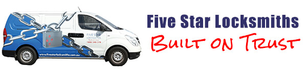 Five Star Locksmiths