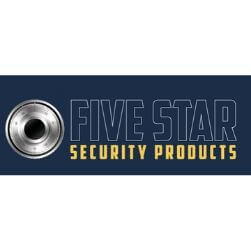 Five Star Locksmiths' Online Store for Security Products